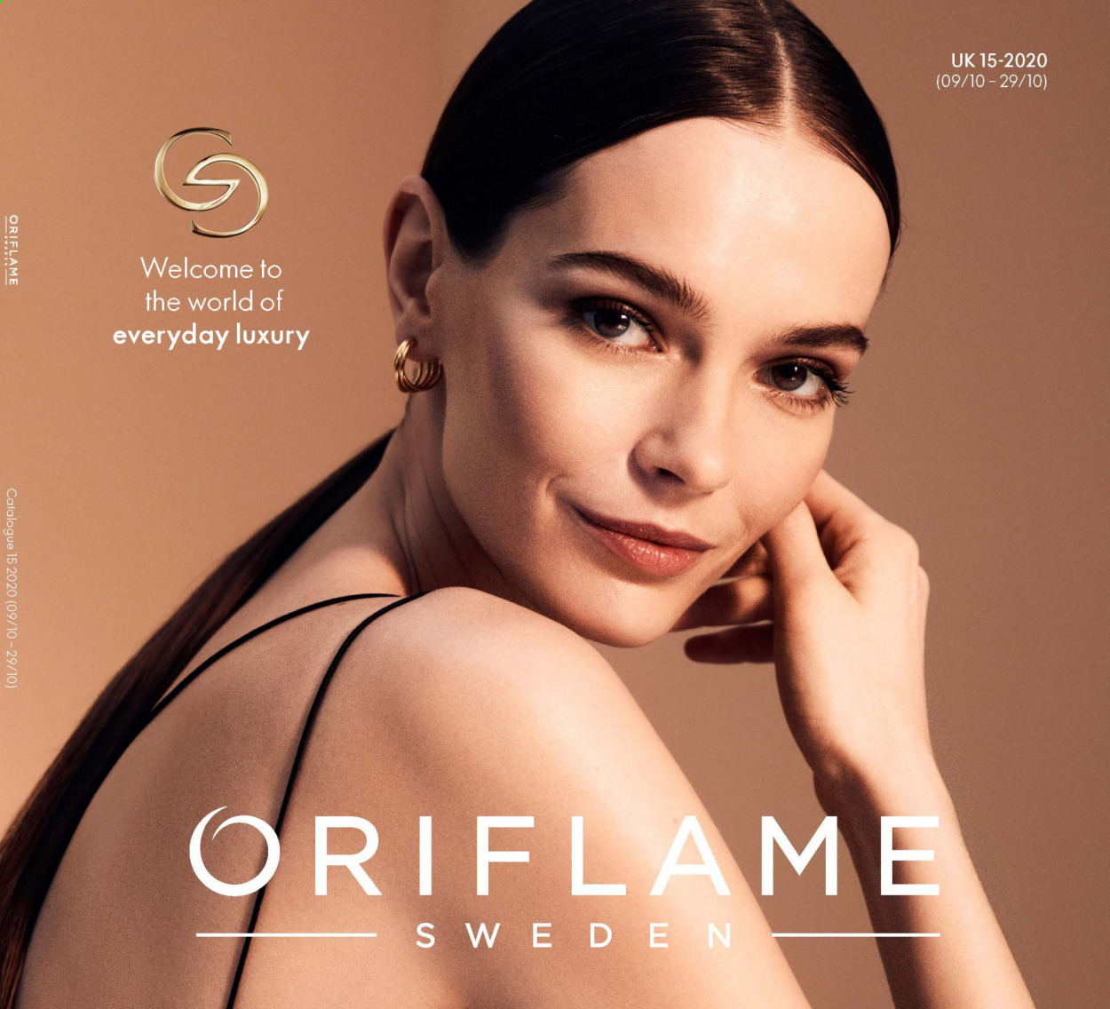 Oriflame offer  - 9.10.2020 - 29.10.2020. Page 1.