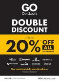 GO Outdoors offer  - 17.11.2020 - 7.12.2020.