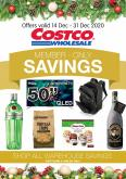 Costco offer  - 14.12.2020 - 31.12.2020.