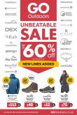 GO Outdoors offer .