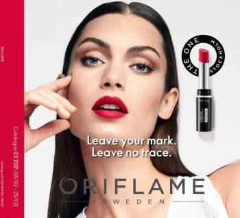 Oriflame offer  - 5.2.2021 - 25.2.2021.