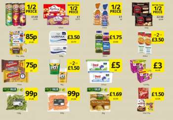 Londis offer  - 15.2.2021 - 7.3.2021.