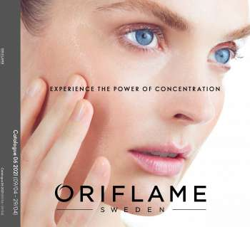 Oriflame offer  - 9.4.2021 - 29.4.2021.