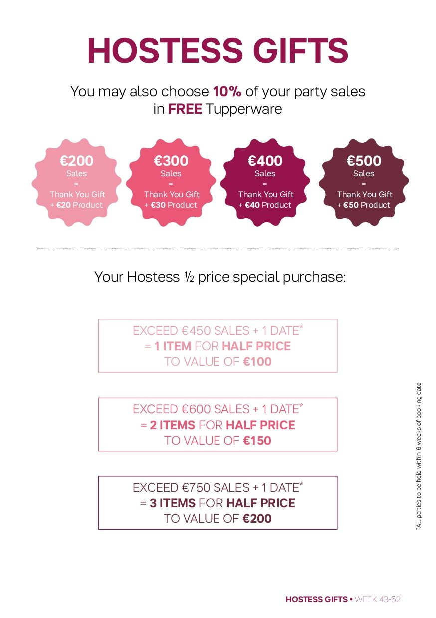 Tupperware offer  - 22.10.2018 - 30.12.2018. Page 11.
