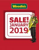 Woodie's offer  - 9.1.2019 - 27.1.2019.