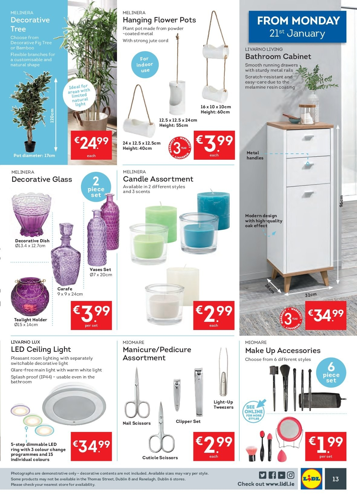 Lidl offer 21 1 2019 27 1 2019 sales products accessories