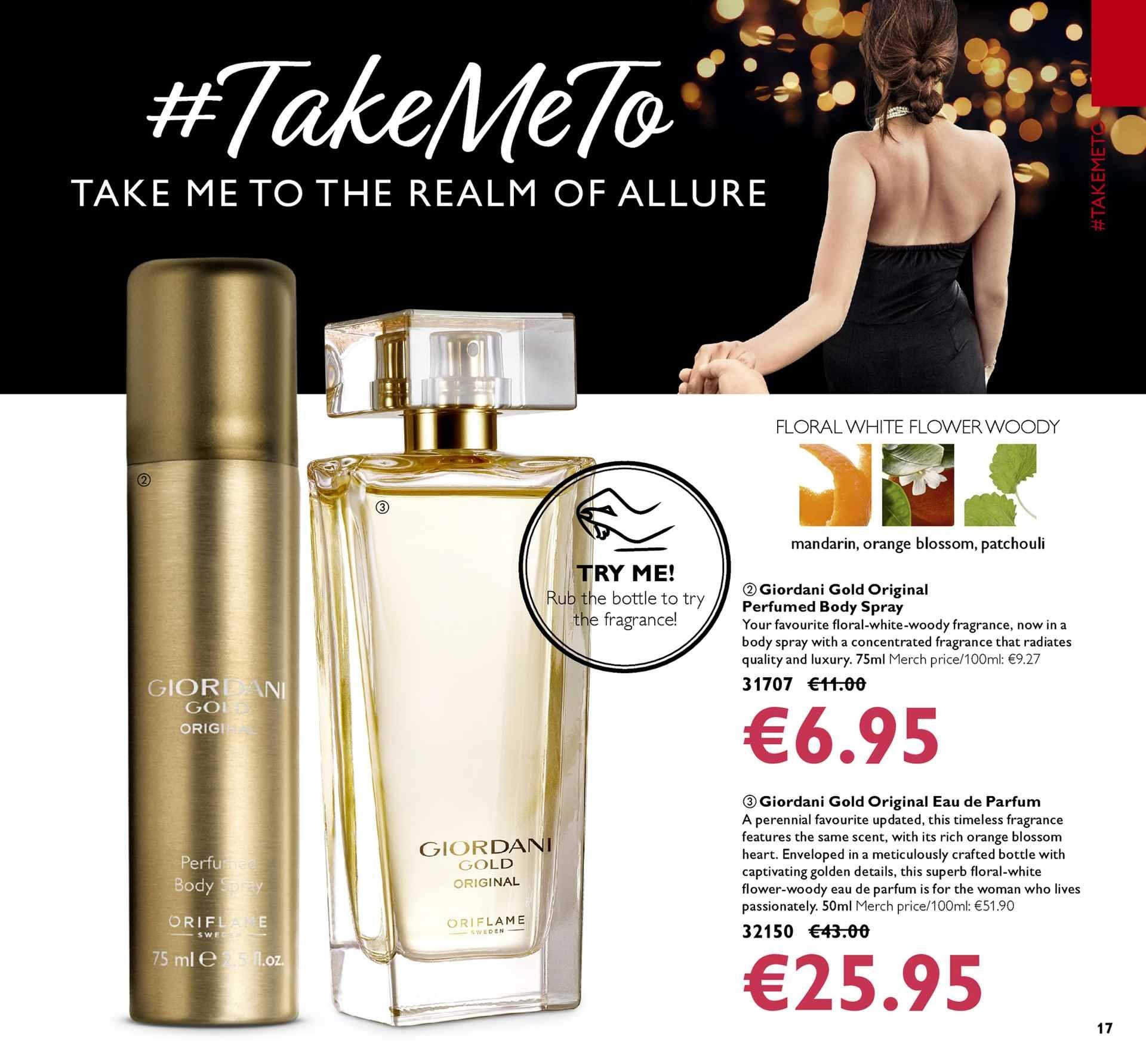 Current Oriflame Offer 1812019 722019 My Leafletie