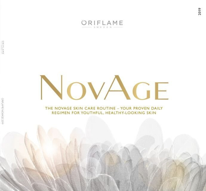 Oriflame offer  - 1.1.2020 - 31.12.2020. Page 1.
