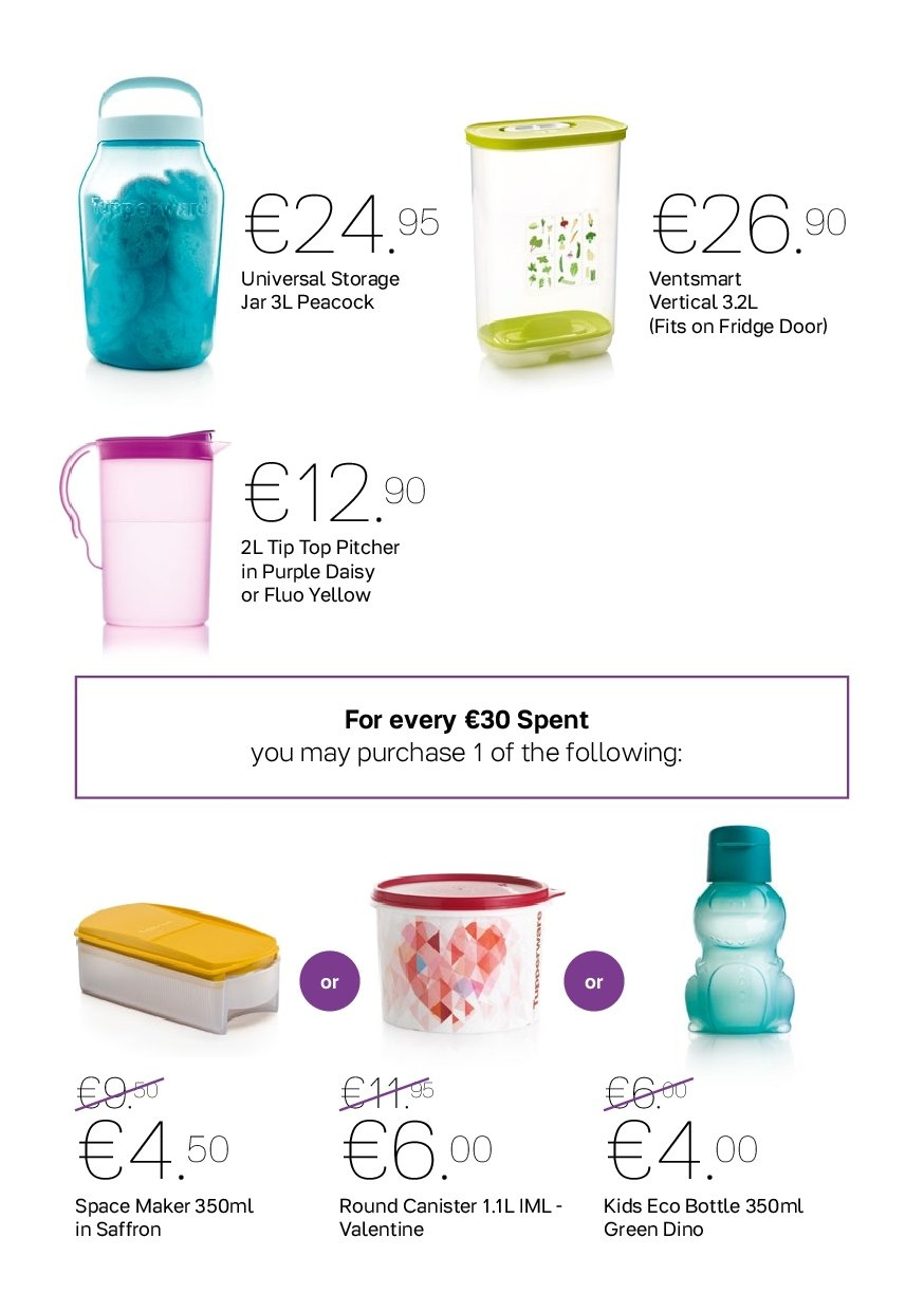 Tupperware offer  - 4.2.2019 - 3.3.2019. Page 7.