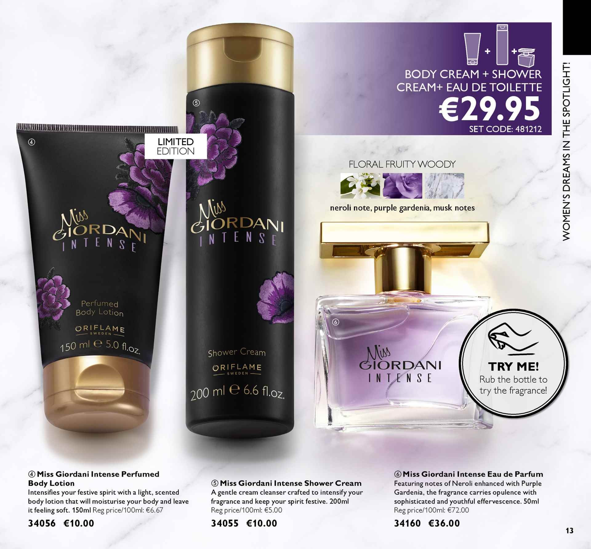 Current Oriflame Offer 132019 2132019 My Leafletie