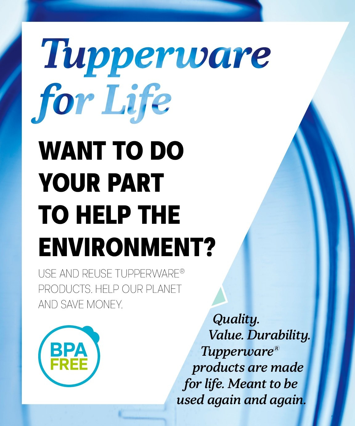 Tupperware offer . Page 2.