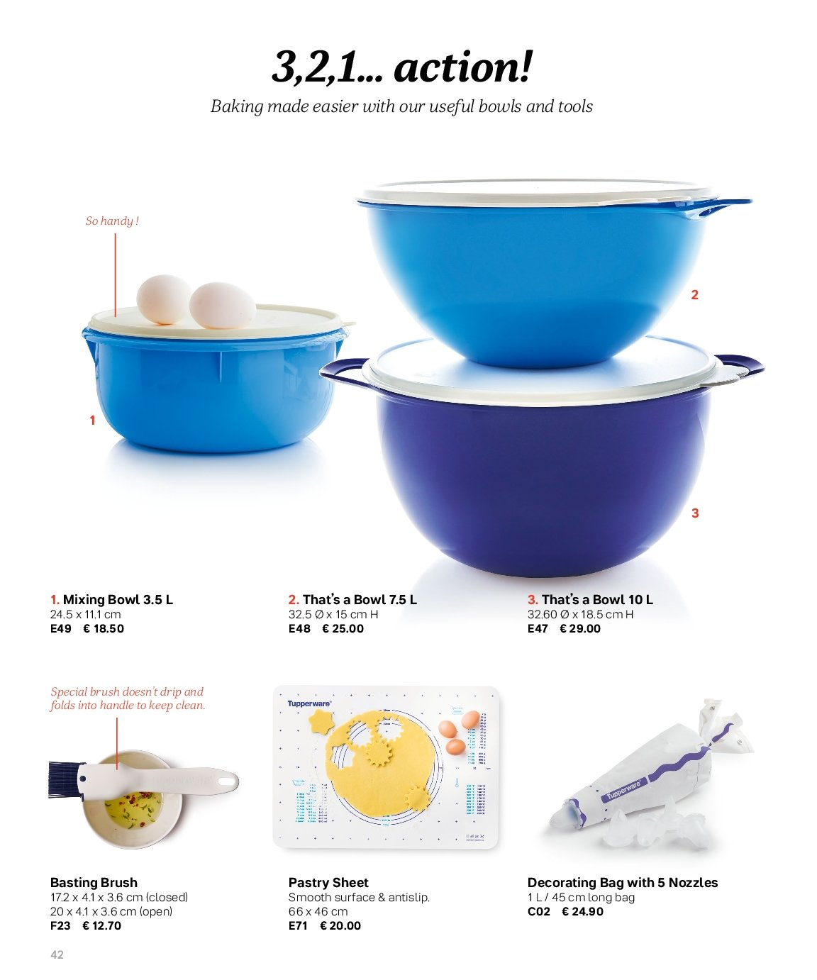 Tupperware offer | My-leaflet ie