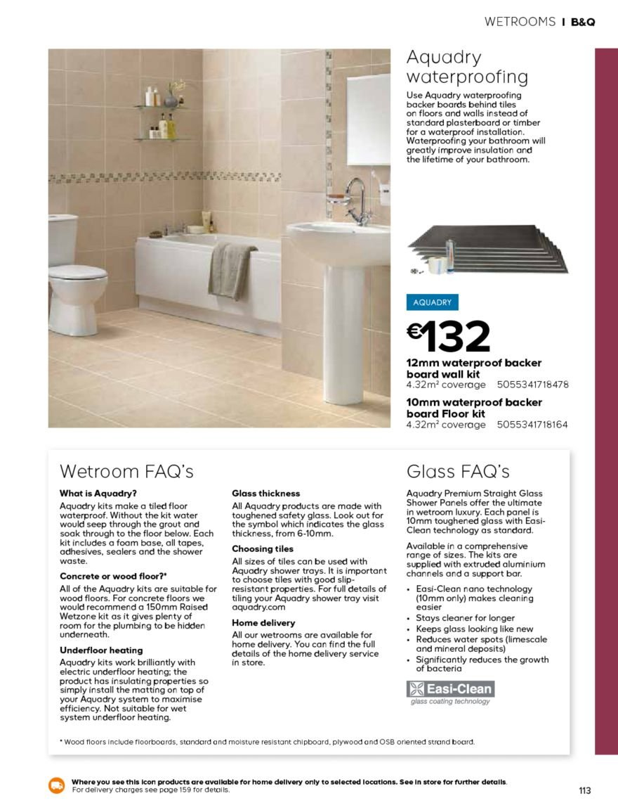 Bathroom Tile: Bq Bathroom Tiles Sale