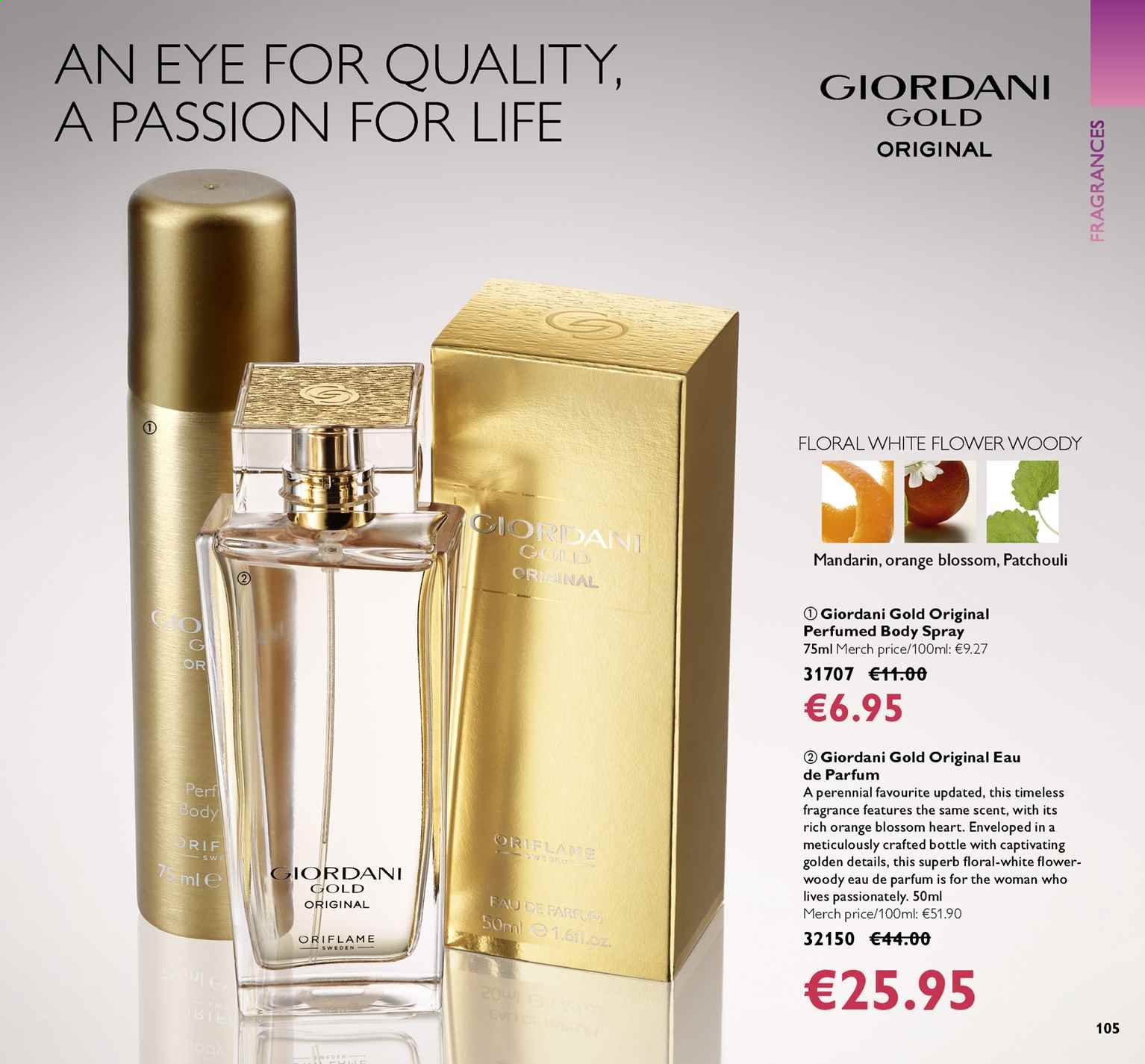 Current Oriflame Offer 1242019 252019 My Leafletie