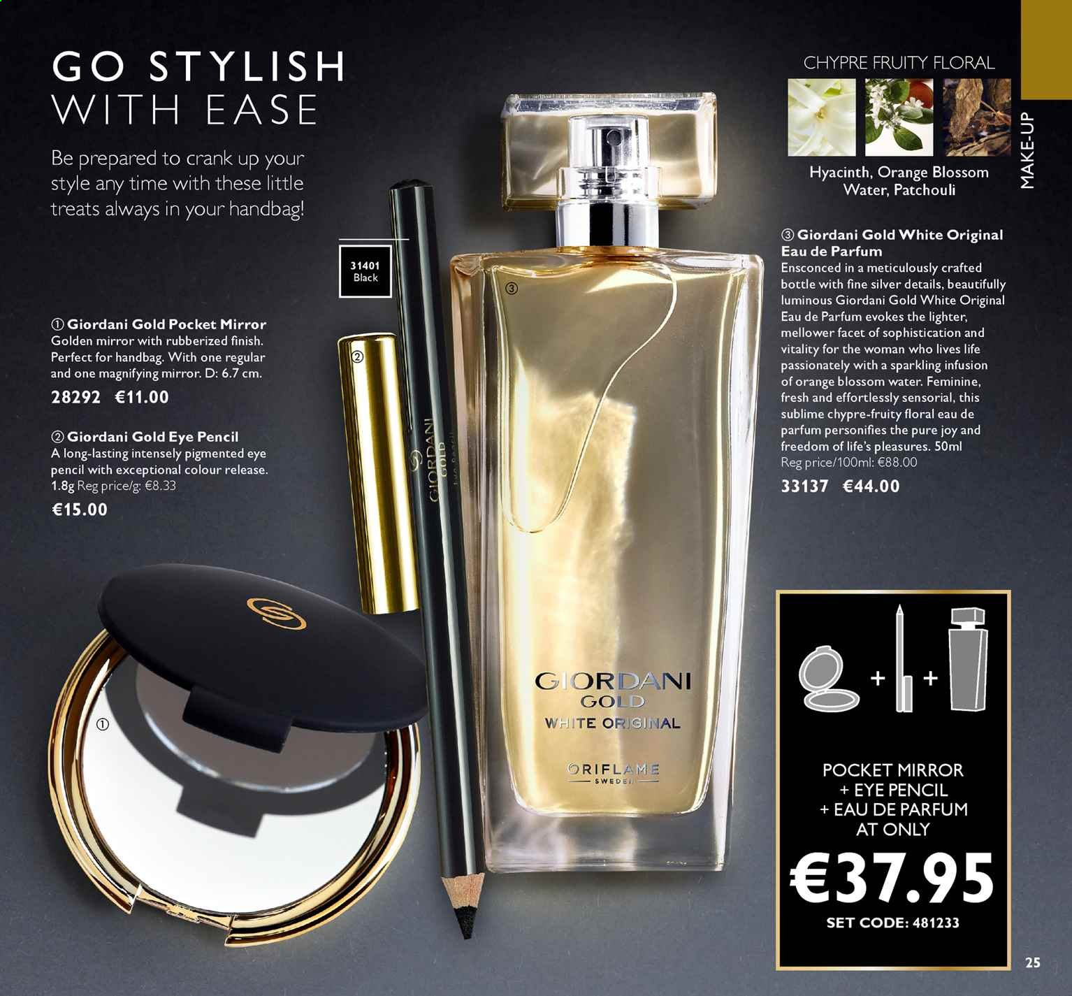 Current Oriflame Offer 352019 2352019 My Leafletie