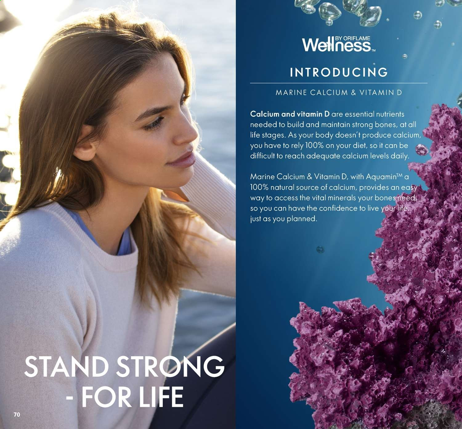 Oriflame offer  - 14.6.2019 - 4.7.2019. Page 70.