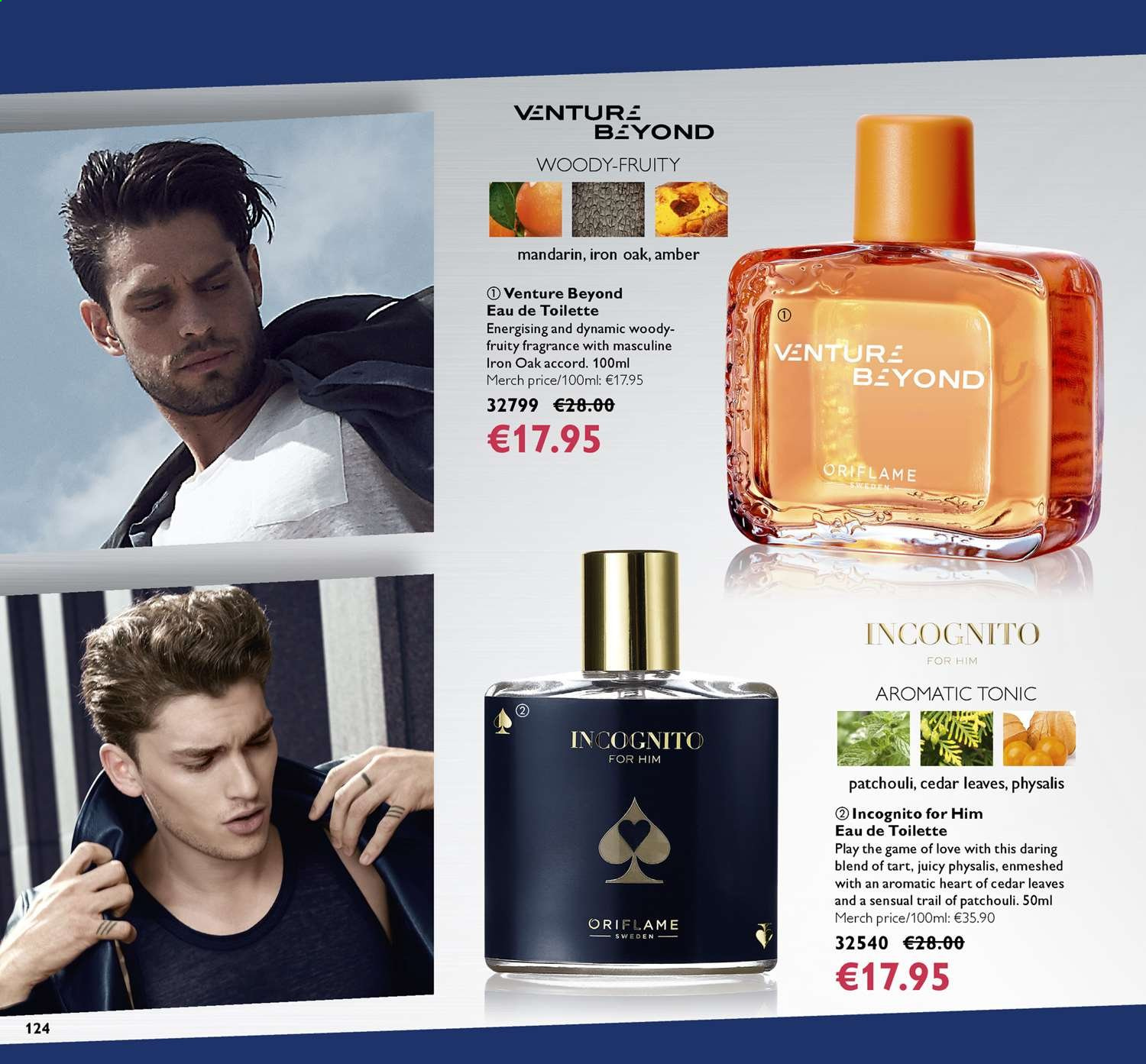 Oriflame offer  - 14.6.2019 - 4.7.2019. Page 124.
