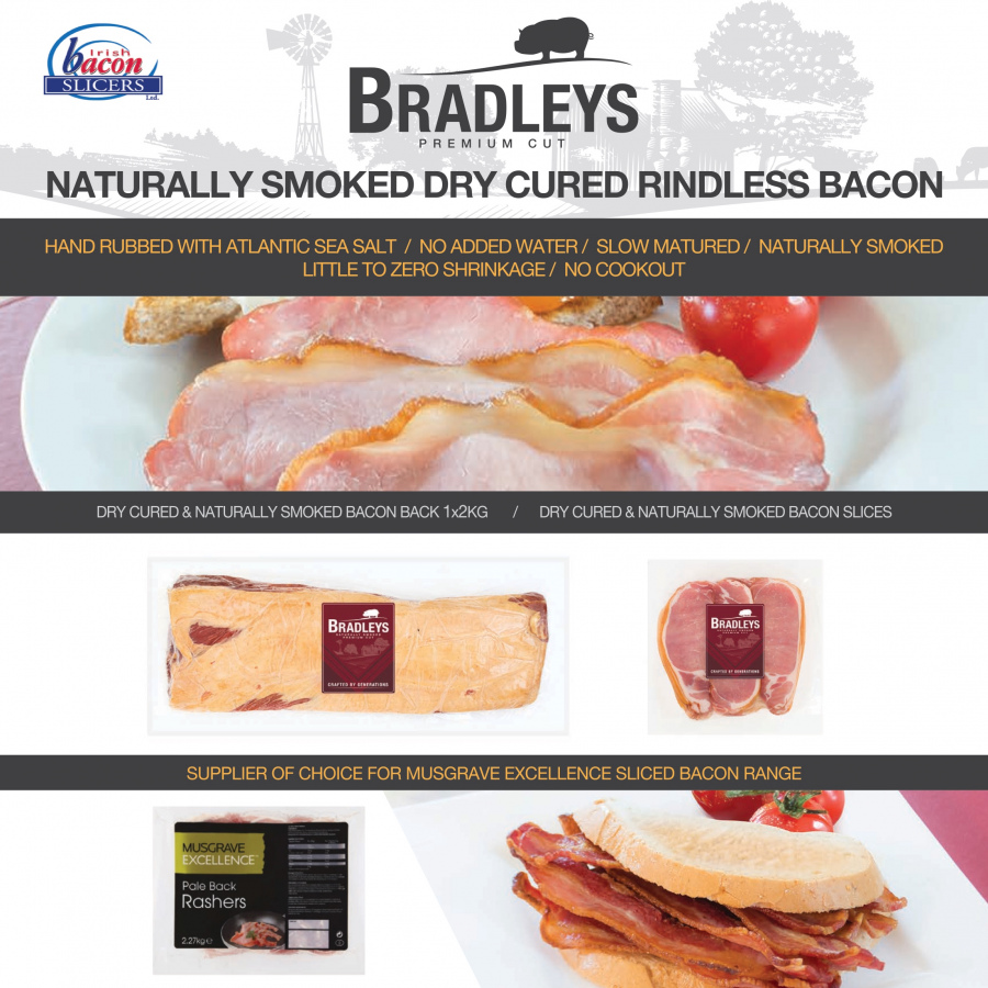 MUSGRAVE Market Place offer  - 1.1.2018 - 31.12.2018 - Sales products - bacon, rashers, sea salt. Page 35.