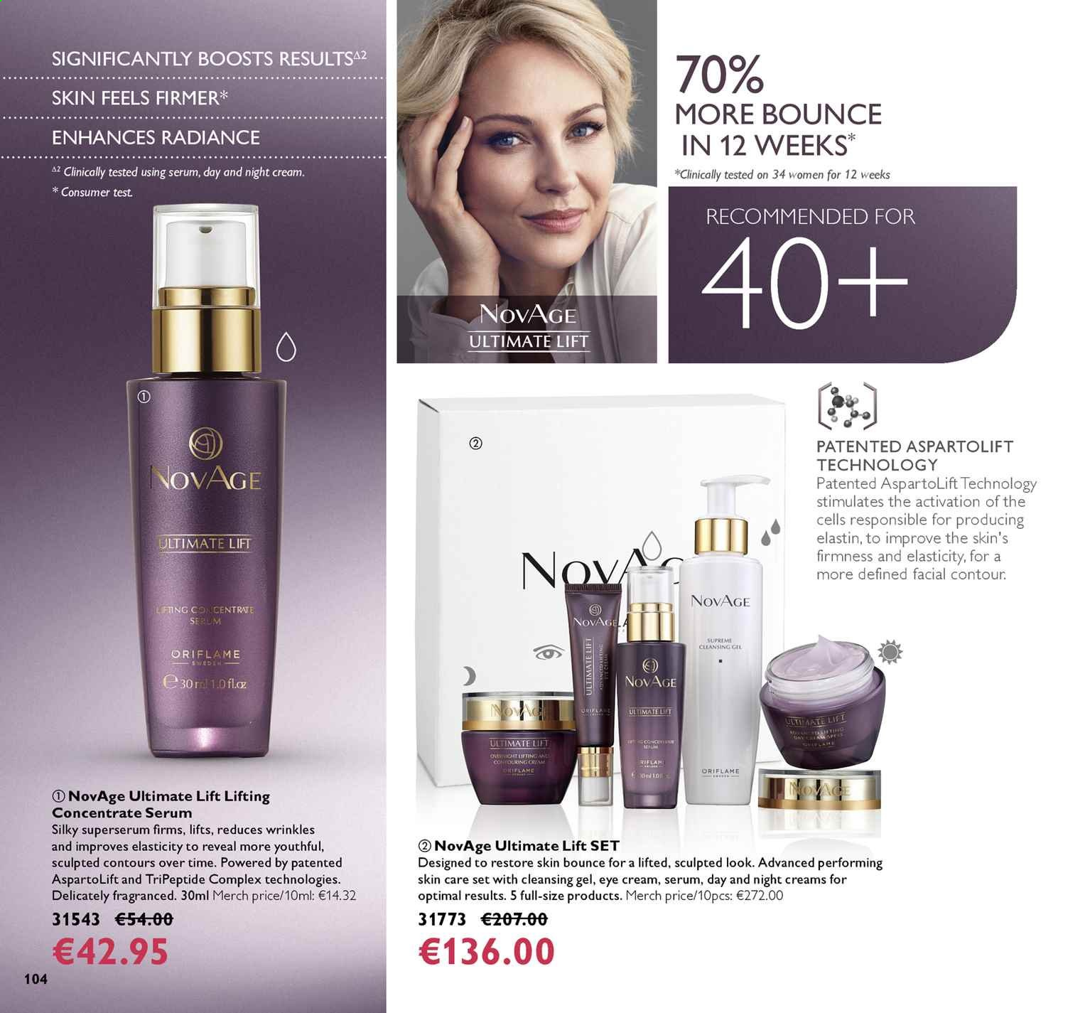 Oriflame offer  - 5.7.2019 - 25.7.2019. Page 104.