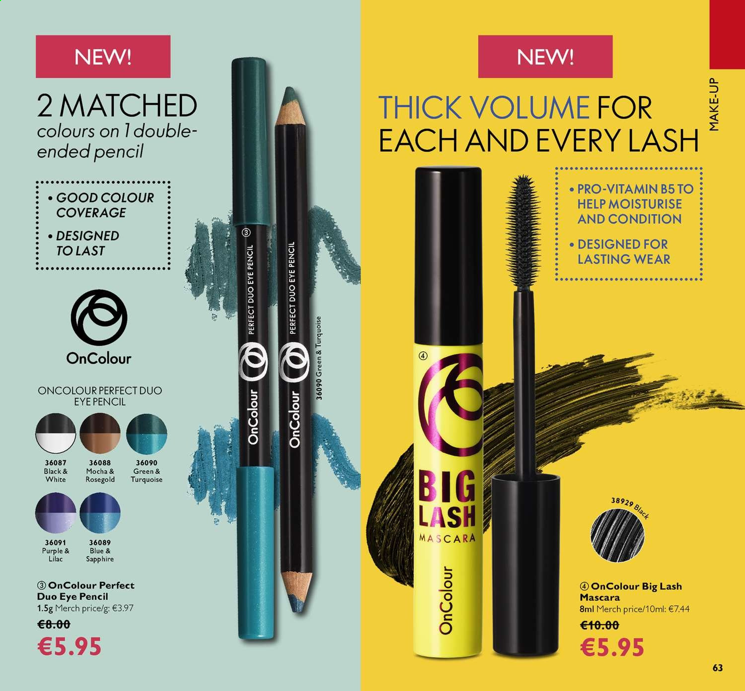 Oriflame offer  - 26.7.2019 - 15.8.2019. Page 63.