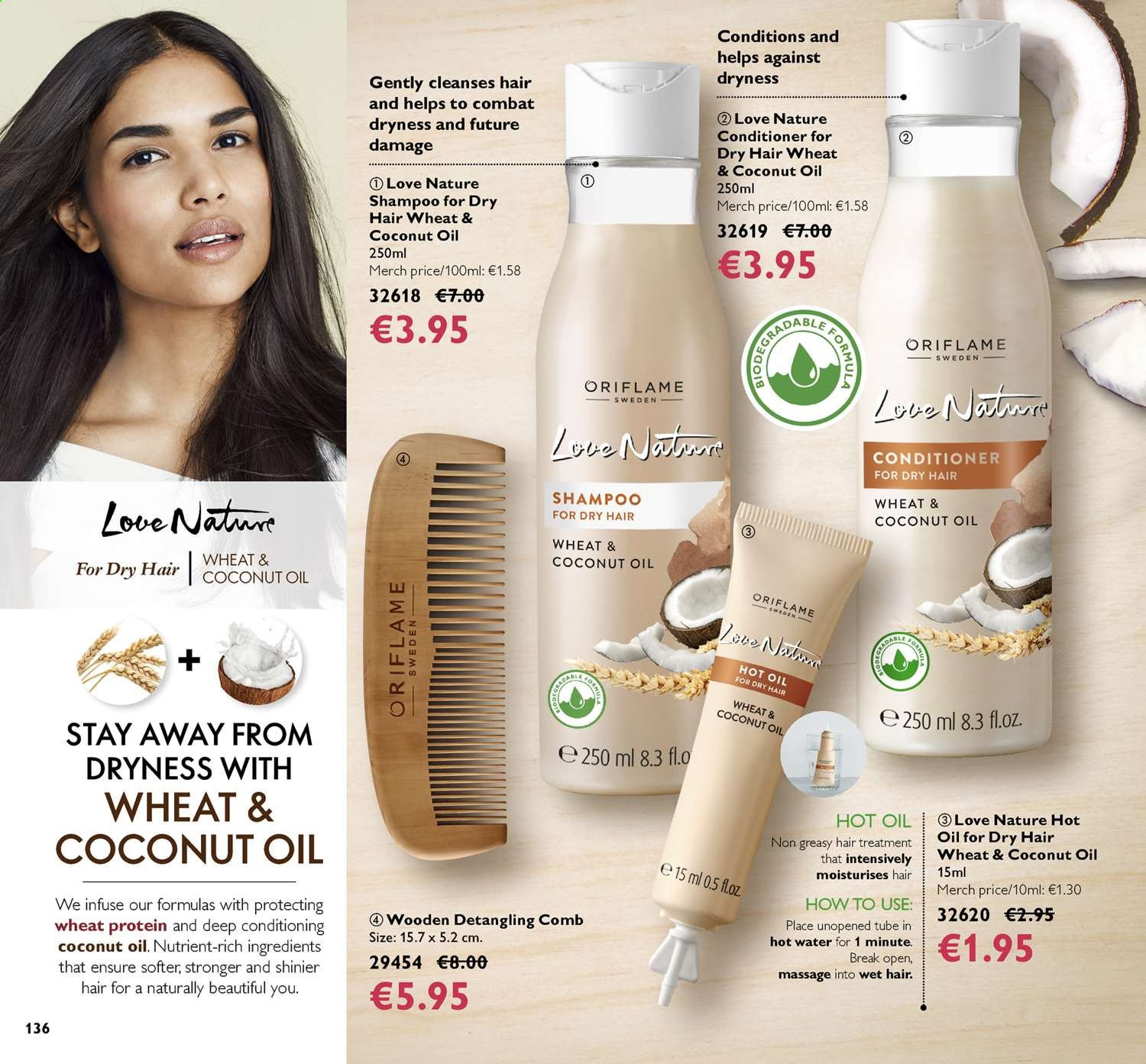 Oriflame offer  - 26.7.2019 - 15.8.2019. Page 136.