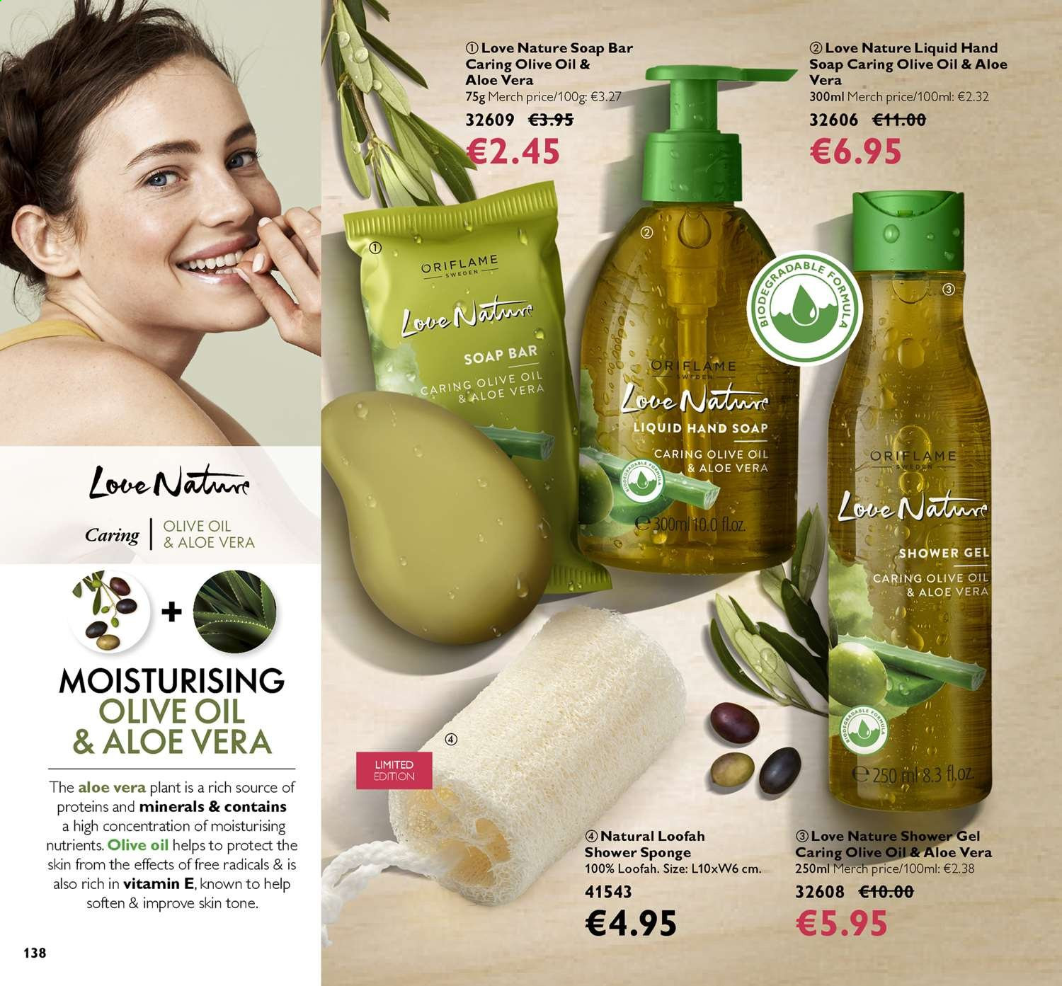 Oriflame offer  - 26.7.2019 - 15.8.2019. Page 138.