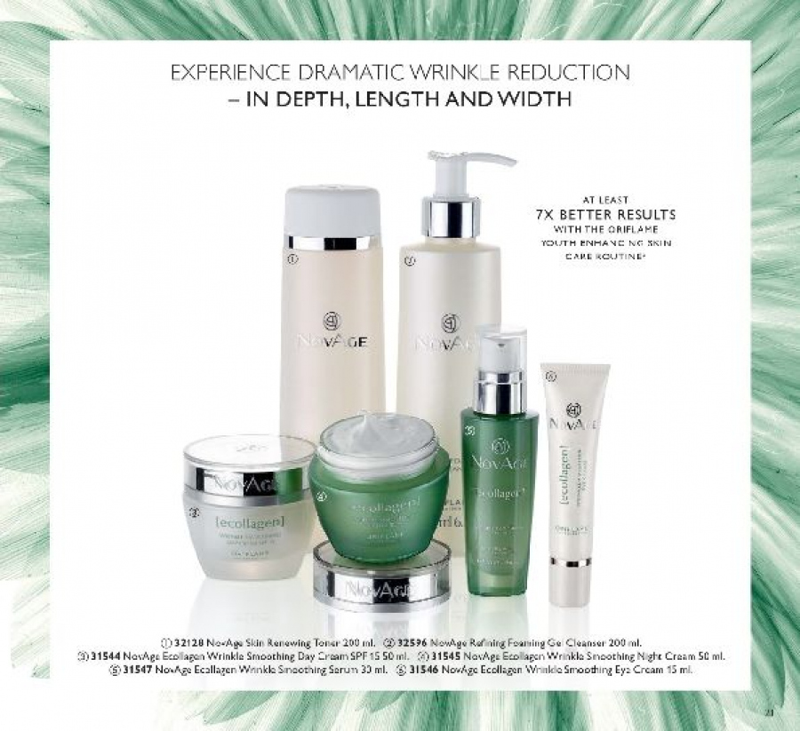 Oriflame offer  - 21.1.2018 - 31.12.2018 - Sales products - cleanser. Page 21.