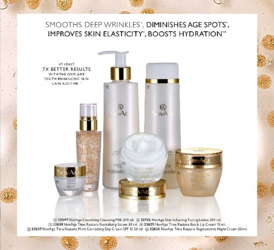 Oriflame offer  - 21.1.2018 - 31.12.2018 - Sales products - body lotion. Page 33.