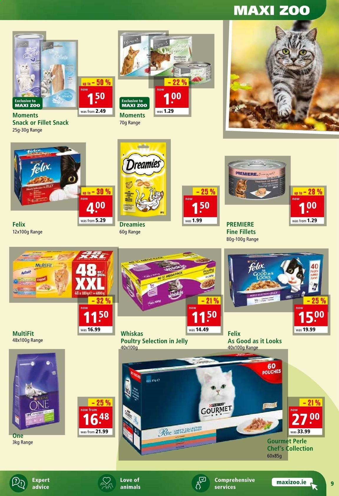 Maxi Zoo offer  - 1.10.2019 - 10.10.2019. Page 9.