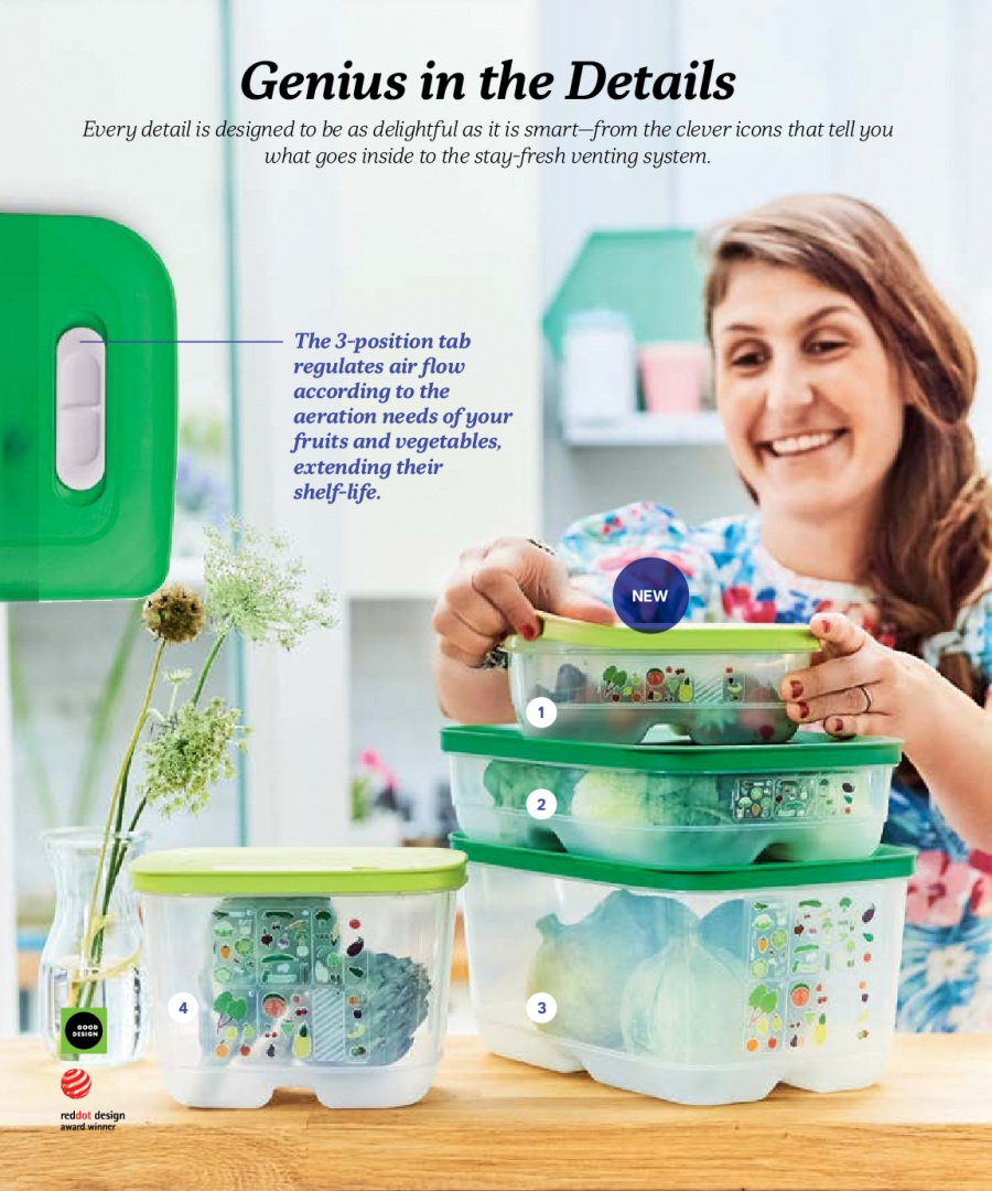 Tupperware offer  - 27.2.2018 - 31.8.2018. Page 70.