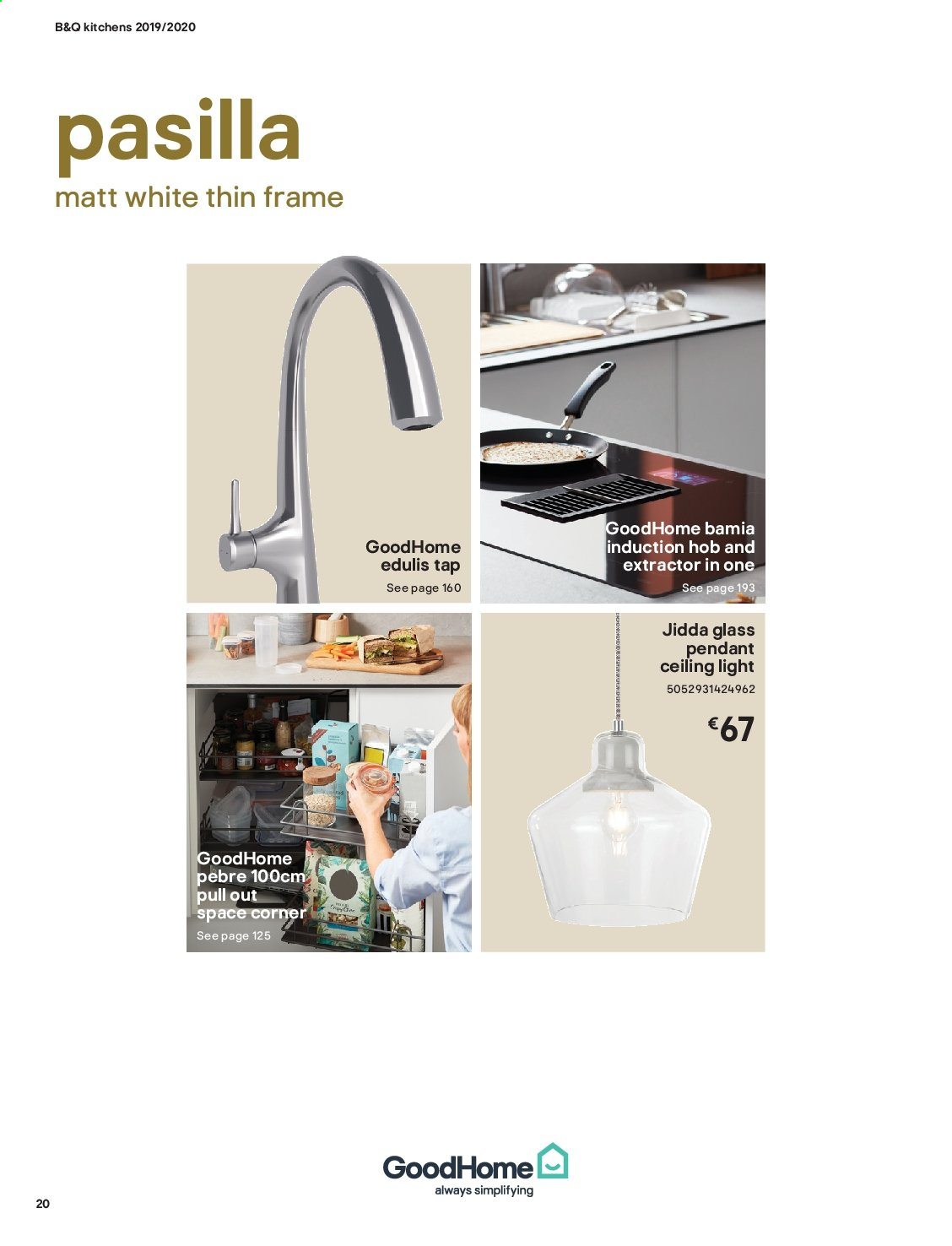 B&Q offer . Page 20.