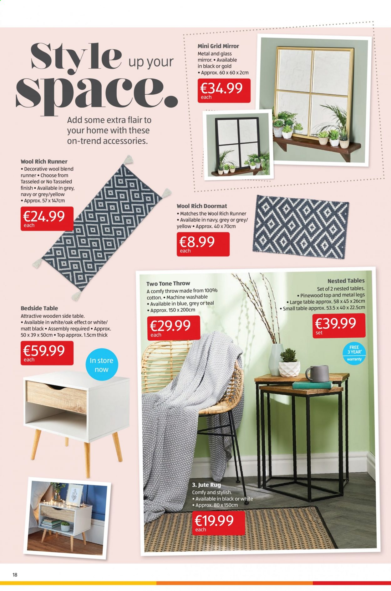 Picture of: Aldi Leaflet 30 7 2020 2 8 2020 Page 18 My Leaflet