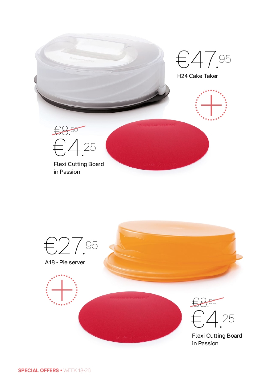 Tupperware offer  - 30.4.2018 - 1.7.2018. Page 4.