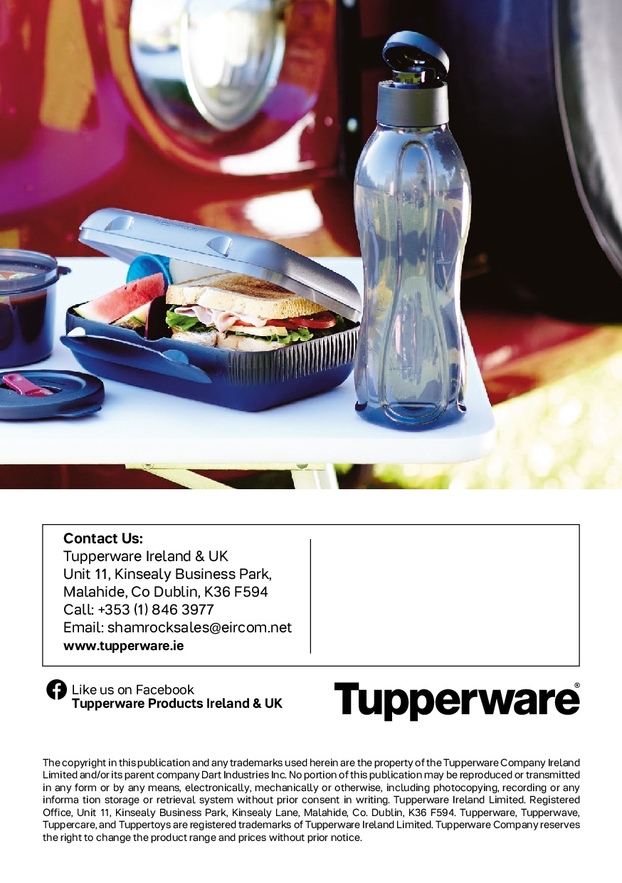 Tupperware offer  - 30.4.2018 - 1.7.2018. Page 12.