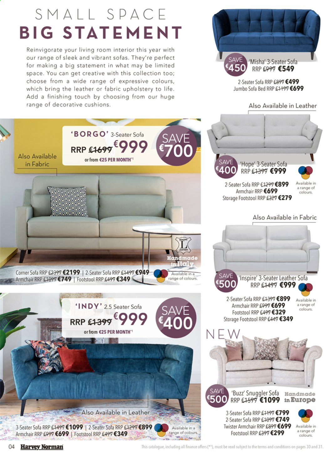Picture of: Harvey Norman Leaflet 1 9 2020 30 9 2020 Page 4 My Leaflet