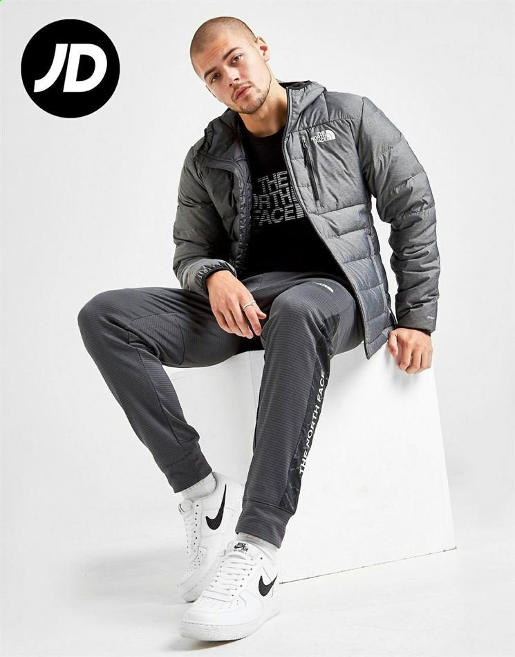 JD Sports offer . Page 1.