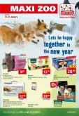 Maxi Zoo offer  - 15.1.2021 - 24.1.2021.