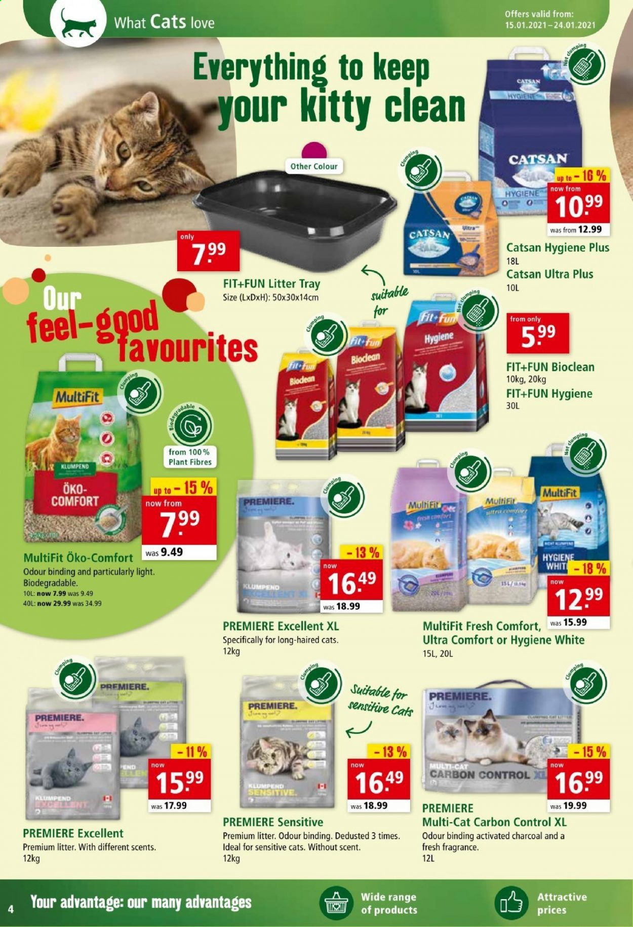Maxi Zoo offer  - 15.1.2021 - 24.1.2021. Page 4.
