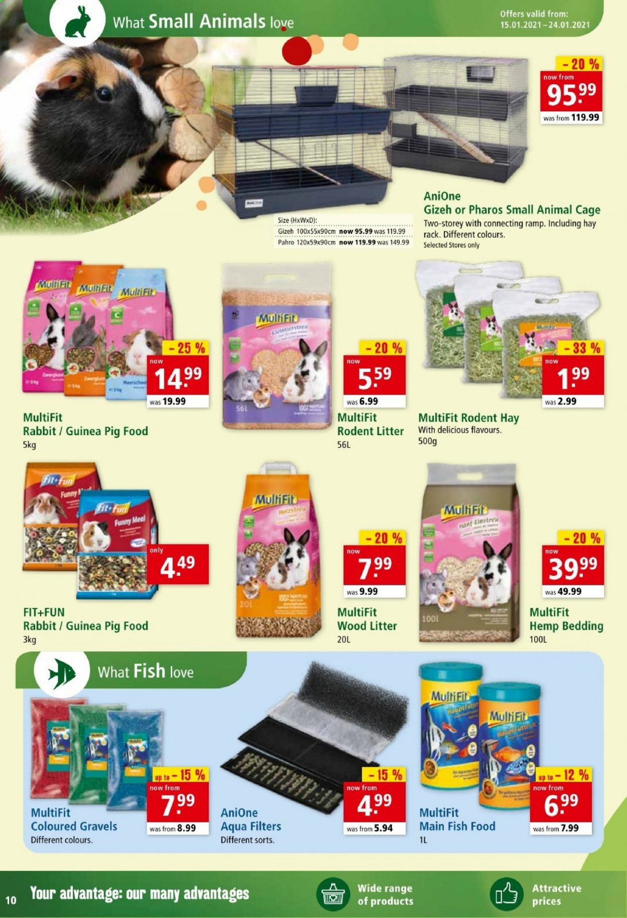 Maxi Zoo offer  - 15.1.2021 - 24.1.2021. Page 10.