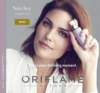 Oriflame offer  - 26.2.2021 - 18.3.2021.