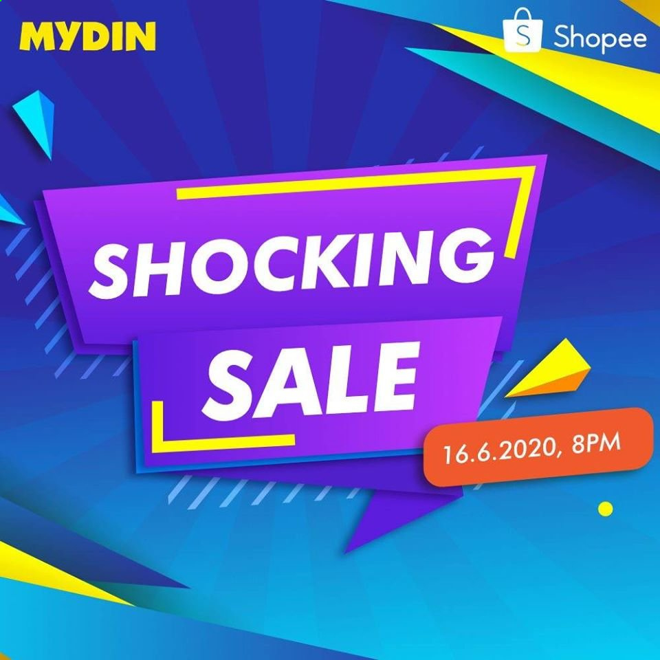 Mydin catalogue  - 16 June 2020 - 16 June 2020. Page 1.