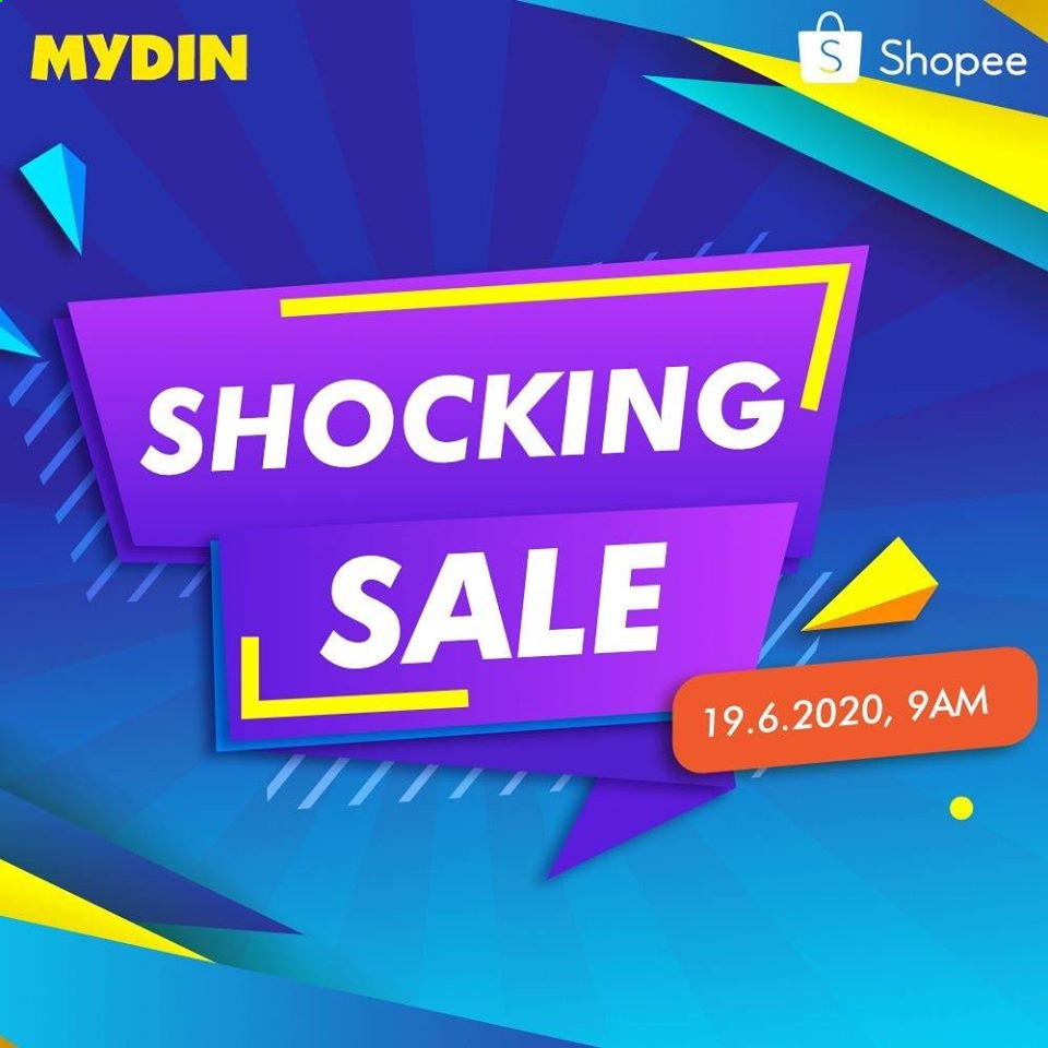 Mydin catalogue  - 19 June 2020 - 19 June 2020. Page 1.