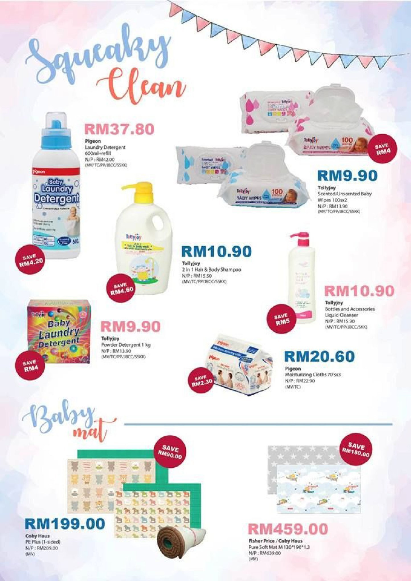 Metrojaya catalogue  - 07 September 2018 - 17 September 2018. Page 4.