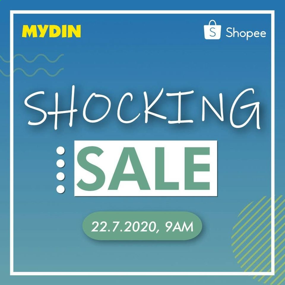 Mydin catalogue  - 22 July 2020 - 22 July 2020. Page 1.