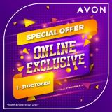 Avon catalogue  - 01 October 2020 - 31 October 2020.
