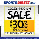 Sportsdirect catalogue  - 17 August 2020 - 17 October 2020.