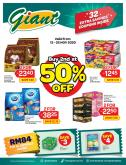 Giant promotion