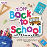 Aeon catalogue  - 27 December 2020 - 19 January 2021.