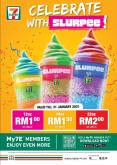 7 Eleven catalogue  - 29 December 2020 - 31 January 2021.