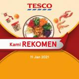 TESCO catalogue  - 07 January 2021 - 20 January 2021.